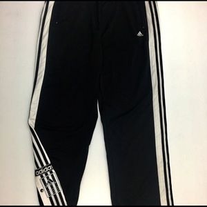 Adidas track pants (MENS)  ~ good condition